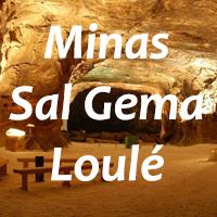 Minas Sal Gema Loulé Algarve
