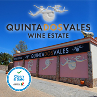 Quinta dos Vales Wine Tasting