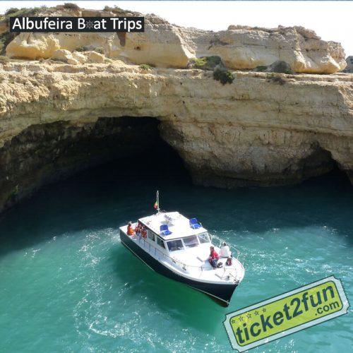 Algarve Seafaris Albufeira